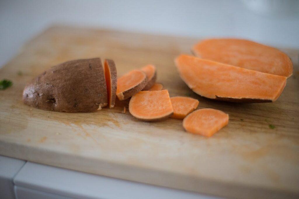 Batata, boniato o patata dulce dieta