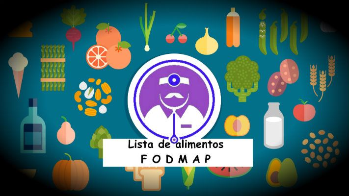 Lista de alimentos FODMAP