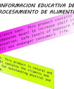 Alimentación ácida en pH